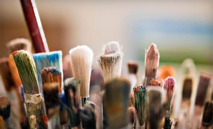 2-Hour BYOB Painting Class for 1 (a $40 value) - Paint and Party in Las Vegas