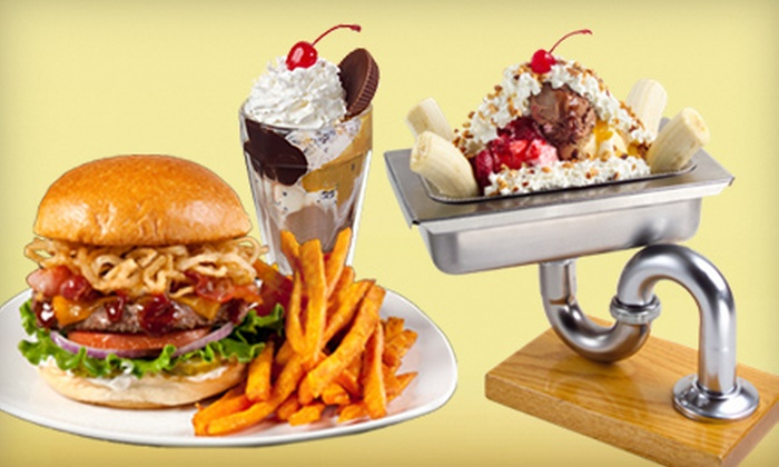 $5 for Eats and Treats at Colonial Cafe and Ice Cream - Colonial ...