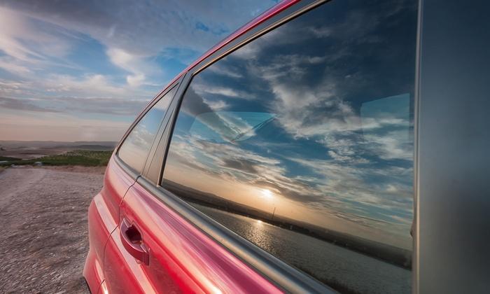 Norcal Window Tinting - Fairfield: On-Location Window Tinting for a Car from NorCal Window Tinting (63% Off)