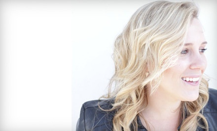 Shampoo, Conditioning Treatment, Haircut, and Style (a $60 value) - Glance Beautique in Carlsbad