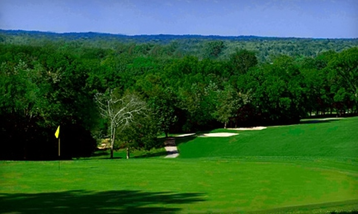Nashboro Golf Club - Nashville: $25 for 18 Holes of Golf and Cart Rental for Two at Nashboro Golf Club (Up to $70 Value)