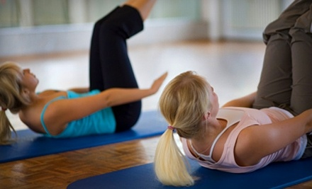 StudioG: 5 Group Pilates, Yoga, or Piloxing Classes - StudioG in Birmingham