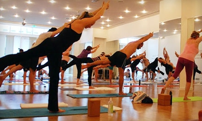 Ember Hot Yoga - Woodstock: $39 for One Month of Unlimited Yoga at Ember Hot Yoga in Woodstock (Up to $149 Value)