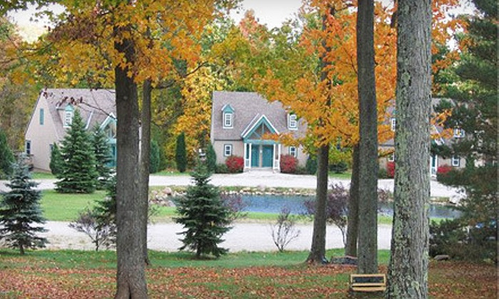 Spruce Hill Inn & Cottages - Mansfield, OH: Two-Night Weekday or Weekend Cottage Rental for Two at Spruce Hill Inn & Cottages in Mansfield