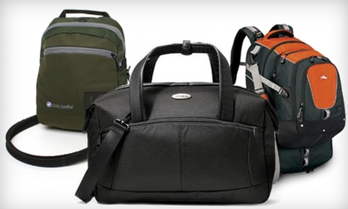 Luggage World MN - Minneapolis / St Paul: $39 for $100 Worth of Luggage, Accessories, Gifts, and More at Luggage World MN