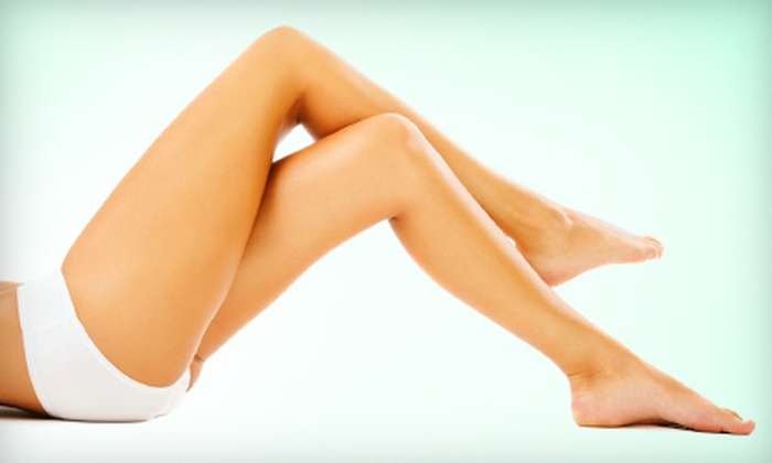 Vein Center of the Palm Beaches - Royal Palm Beach-West Jupiter: $129 for Two Noninvasive Cosmetic Spider-Vein Treatments at Vein Center of the Palm Beaches ($730 Value)