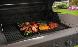 Set Of 2 Barbecue Grill Sheets Groupon Goods