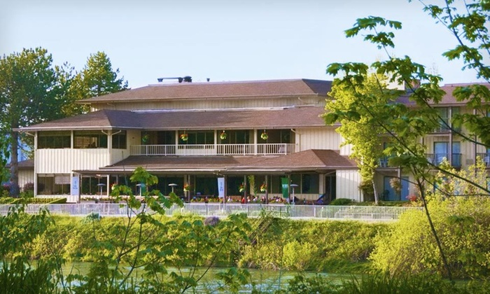Valley River Inn - Cal Young: One- or Two-Night Stay for Two at Valley River Inn in Oregon
