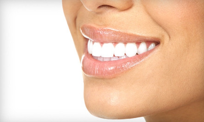 Cosmetic Dental Associates - North New Hyde Park: Zoom! Whitening or Dental-Exam Package with Take-Home Whitening at Cosmetic Dental Associates in Lake Success (84% Off)