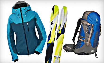 $40 Groupon for Outdoor Gear and Apparel - Tahoe Mountain Sports in Kings Beach