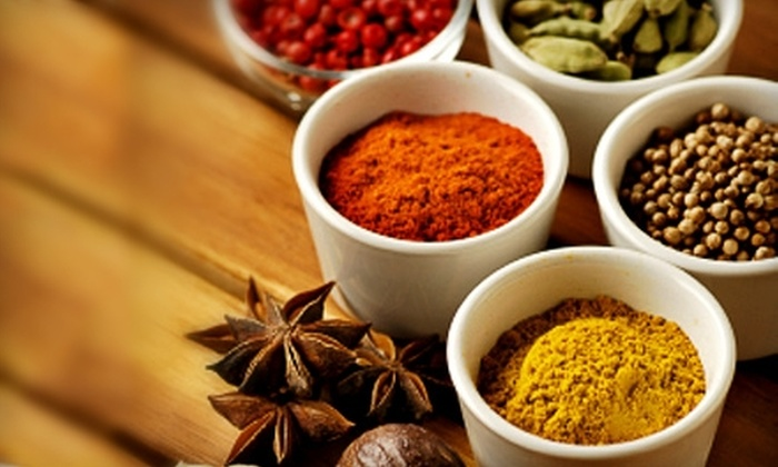 New Taste of India - Central London: $12 for $25 Worth of Indian Fare and Drinks at New Taste of India