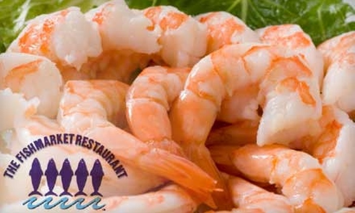 Fish Market Restaurant - Hoover: $10 for $20 Worth of Seafood at the Fish Market Restaurant on Hwy 280