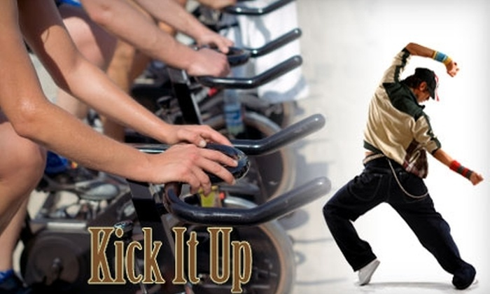 Kick It Up - ABC: One Month of Unlimited Dance and Fitness Classes at Kick It Up in Long Beach. Choose Between Two Options.