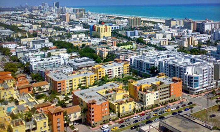 Half Price Tour Tickets - City Center: $19 for a 75-Minute Miami Bus Tour from Half Price Tour Tickets in Miami Beach ($39 Value)