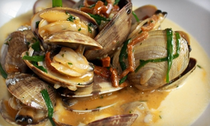 Osteria I Nonni - Mendota Heights: $30 for $60 Worth of Fresh Italian Cuisine and Drinks at Osteria I Nonni in Lilydale