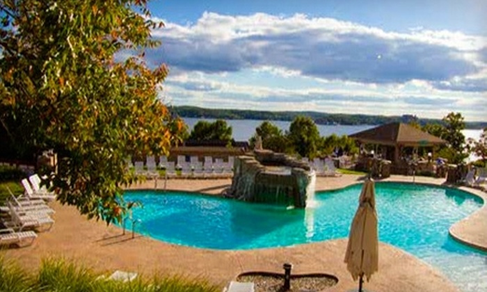 The Lodge of Four Seasons - Jasper: $269 for Two-Night Stay, Cocktails, Breakfast, and Golf Package for Two at The Lodge of Four Seasons in Lake Ozark (Up to $570 Value)