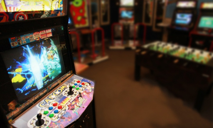 Wonderland Entertainment Centre - Core: $4 for Two Hours of Arcade Play and One Pop at Wonderland Entertainment Centre ($9.25 Value)