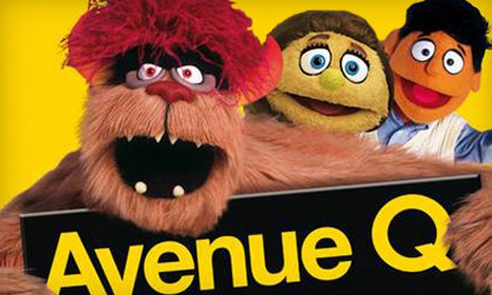 """Midtown Arts Center - Midtown Arts Center: Dinner-Theater Package for Two or Four to see """"Avenue Q"""" at the Midtown Arts Center in Fort Collins (Up to 51% Off)"""