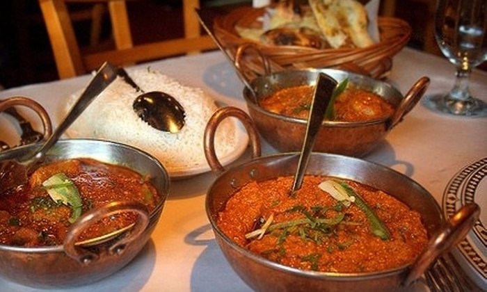 India House Restaurant - Hoffman Estates: $25 for $50 Worth of Indian Fare and Drinks at India House Restaurant in Hoffman Estates