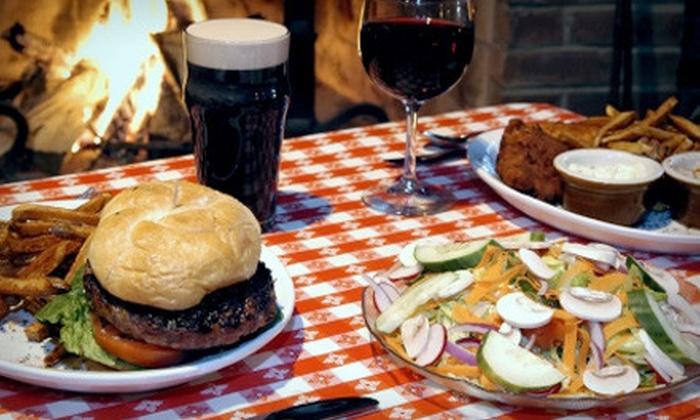 Keegan's Irish Pub - Northeast Minneapolis: Irish Fare for Dinner or Lunch at Keegan's Irish Pub (Half Off)