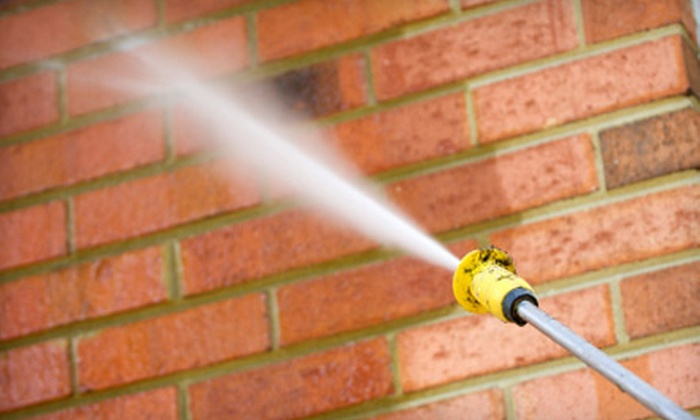 Dawson's Pressure Cleaning - Athens, GA: $199 for Pressure Cleaning from Dawson's Pressure Cleaning (Up to $400 Value)