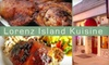 Lorenz Island Kuisine - Dorchester: $15 for $30 Worth of Jamaican Cuisine at Lorenz Island Kuisine in Dorchester