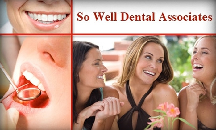 So-Well Dental Associates - Near North Side: $59 for Dental Exam, Cleaning, Digital X-Rays, and Fluoride Treatment at So-Well Dental Associates