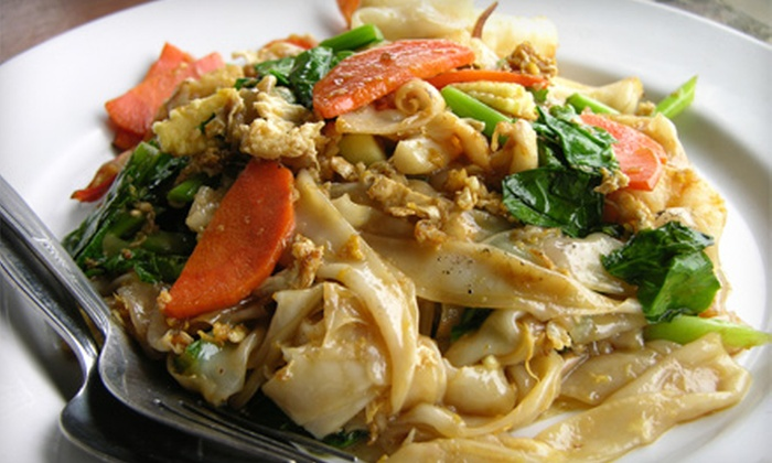Glow Thai - Bay Ridge & Fort Hamilton: $15 for $35 Worth of Authentic Thai Cuisine at Glow Thai in Brooklyn