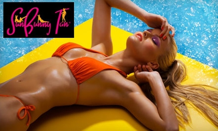 SunBunny Tan - Tallahassee: $32 for a Full-Body Airbrush Tan from SunBunny Tan