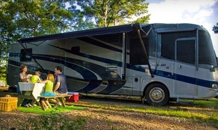Pine Mountain - Pine Mountain: $44 for a Two-Night Azalea Site RV Stay at Pine Mountain