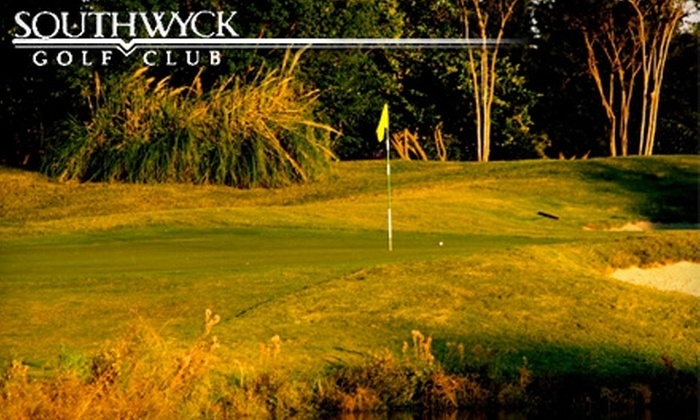 Southwyck Golf Club - Alvin-Pearland: $65 for a Two-Month Membership and Free Golf Round at Southwyck Golf Club (Up to a $131 Value)