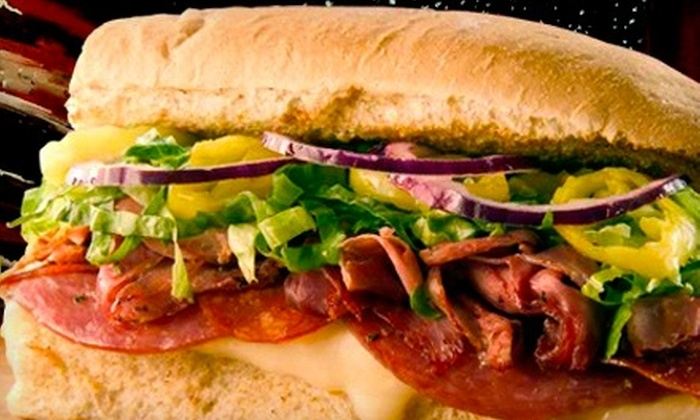 Planet Sub - Multiple Locations: $5 for $10 Worth of Sandwiches and More at Planet Sub