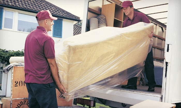 Expert Movers DFW - Dallas: $45 for One Hour of Moving Services with Two Movers and Supplies from Expert Movers DFW ($95 Value)