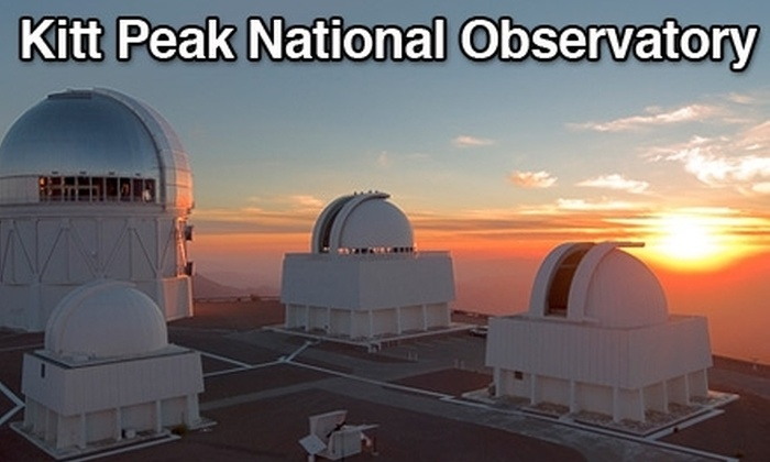 Kitt Peak National Observatory - Tucson: $2 for One Ticket to Telescope Day Tour at Kitt Peak National Observatory