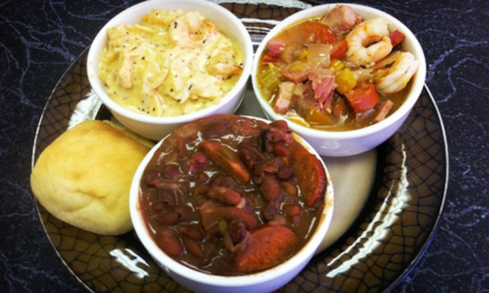 Gumbo's  - Downtown Mount Clemens: $8 for $16 Worth of Cajun and Creole Fare at Gumbo's in Mount Clemens
