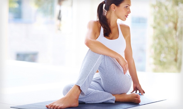 Keep Calm Yoga - Oklahoma City: $20 for Six Relaxing Yoga Classes at Keep Calm Yoga in Lawton ($48 Value)