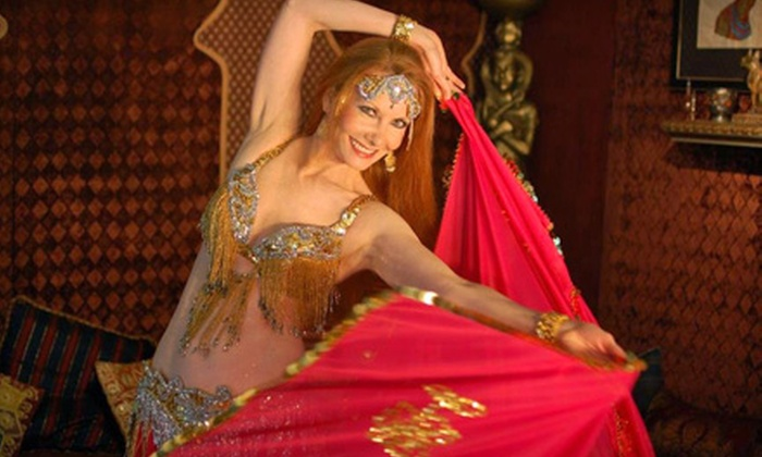 Belly Dance by Gypsy - Winston-Salem: Punch Card for Five or Eleven Belly-Dance Classes at Belly Dance by Gypsy in Winston-Salem