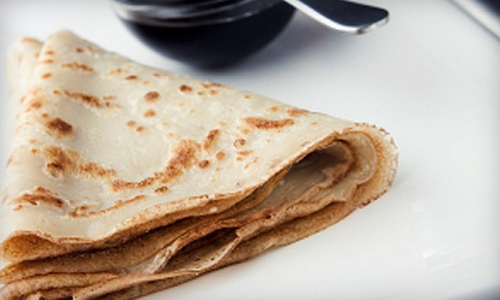 O'Crepes - DUMBO: $8 for $20 Worth of Organic Crêpes and Sandwiches at O'Crepes in Brooklyn