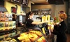 Up To 52% Off Café Fare at It's a Grind Coffee House