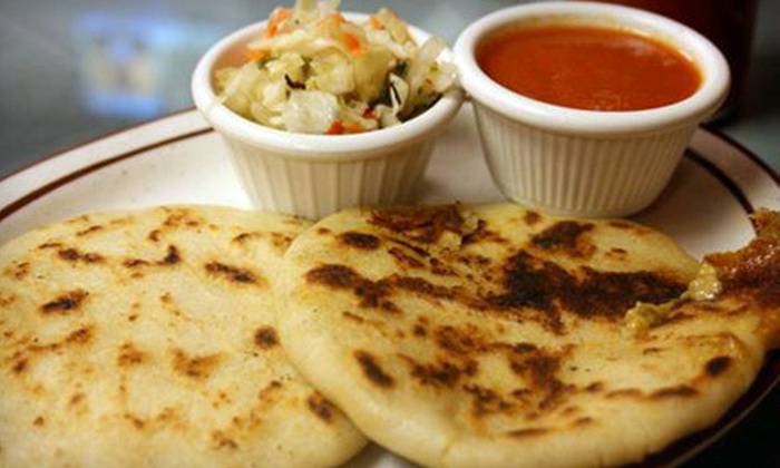 Canadian Pupeseria House - East London: Salvadoran Pupusas and Mexican Fare at Canadian Pupeseria House (Up to 53% Off)