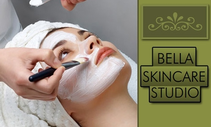 Bella Skincare Studio - Deerwood: $39 for a Mini Diamond Microdermabrasion at Bella Skincare Studio ($85 Value)