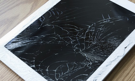 Smartphone or iPad Glass Repair from OnSite Wireless (Up to 39% Off). Two Options Available.