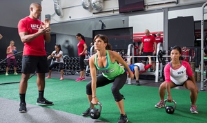 UFC Gym: $29 for a Two-Week Unlimited Gym Membership with One Personal Training Session at UFC GYM ($139 Value)