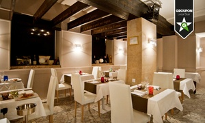 Ristorante Al Graspo De Ua: Al Graspo de Ua - Menu di pesce con vino a Rialto a 39,90 €