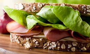 Honey Baked Ham & Cafe-Erie: Sandwiches and Catering at Honey Baked Ham & Cafe (Up to 52% Off). Two Options Available.