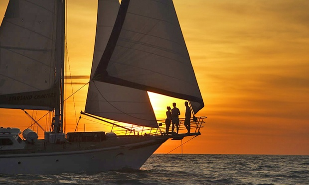 Starsand Yacht Charters In Fremantle Groupon