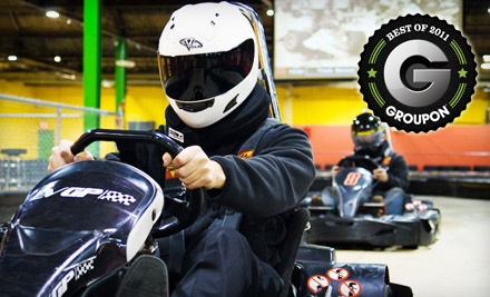 1 Go-Kart Race (up to a $24 value) - Lehigh Valley Grand Prix in Allentown