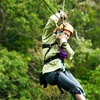 Up to 51% Off a Zipline and Challenge-Course Package