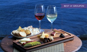 A Taste of Monterey-Wine Market & Bistro: Flights and Cheese Plate or Reserve Tasting for Two at A Taste of Monterey-Wine Market & Bistro (Up to 49% Off)