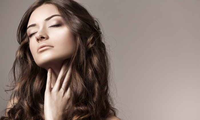 Desire Hair and Beauty - Sutton: Cut, Blow-Dry and Conditioning with Optional Highlights or Balayage at Desire Hair and Beauty (Up to 67% Off)